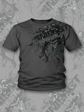 """Official TNA Impact Wrestling """"Shades of Grey"""" T-Shirt"""