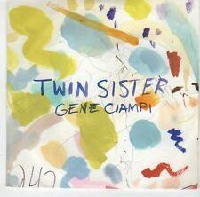 (EJ71) Twin Sister, Gene Ciampi - 2011 DJ CD