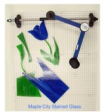 Stained Glass Supplies CUTTER'S MATE GLASS CUTTER NEW + Strip Pro Fast Shipping!