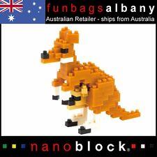 Nanoblock Kangaroo micro sized building blocks Nano block mini Building block