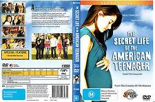 The Secret Life of The American Teenager- Season 1-2008/2013-USA TV Series-3 DVD