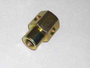 Oil Pressure Guage Adaptor - Universal Fitting