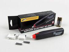 Sakura SE2000 Electric Eraser Kit  Black