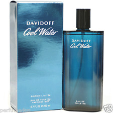 COOL WATER 6.7 oz by DAVIDOFF EDT  Cologne Men New in BOX