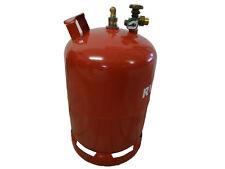 Gastankflasche Tankflasche Brenngastank 11 Kg 21,2 Liter 3 Adapter