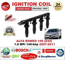 FOR ALFA ROMEO 159 (939) 1.8 MPi 140-bhp 2007-2011 IGNITION COIL 6-PIN CONNECTOR