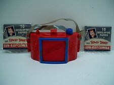 VINTAGE HOWDY DOODY SUN RAY CAMERA & TWO 10-PACKS OF DEVELOPING PAPER - 1950g