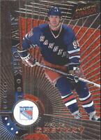 1997-98 (RANGERS) Pacific Dynagon Silver #78 Wayne Gretzky