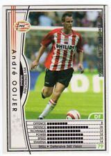 figurina CARD WCCF EUROPEAN CLUB 2004/05 PANINI NEW 102 PSV EINDHOVEN OOIJER