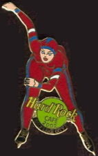 Hard Rock Cafe SALT LAKE CITY 2002 Olympic SPEED SKATER PIN LE 500 - HRC #12354