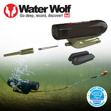Water Wolf UW Underwater Bottom Fishing Kit Recording Stationary Rigs 51104