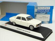 Starter N7 Provence Résine 1/43 - Peugeot 304 Berline Blanche