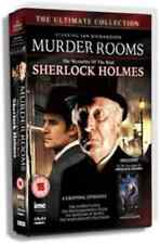 Ian Richardson, Charles Edw...-Murder Rooms: The Ultimate Collection DVD NEW