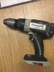 PANASONIC EY7950 LI-ION CORDLESS DRILL Body Only Good Working Order