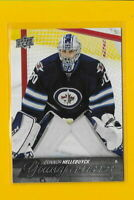 D2455 CONNOR HELLEBUYCK 2015/16 UPPER DECK YOUNG GUNS WINNIPEG JETS ROOKIE #214
