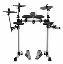 Digital E-Drum Set Schlagzeug Drum Kit Elektro Drums Becken Fußmaschine USB MIDI