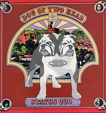 """STATUS QUO """"DOG OF TWO HEAD"""" ORIG FR 1972"""