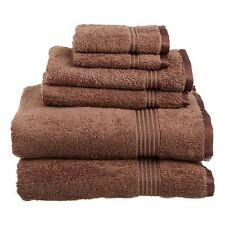 Superior NS 6 PC SET MO 600GSM Egyptian Cotton 6-Piece Towel Set