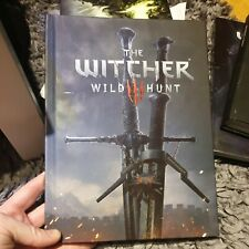 The Witcher 3: Wild Hunt. Official Collectors Edition Strategy Guide Hardback