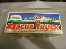 1994 Hess Truck Toy Truck and Helicopter New in Box