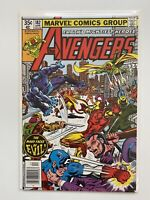 Avengers #182 Scarlet Witch Quicksilver John Byrne art Marvel Comics Bronze 1979