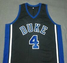 JJ REDICK DUKE Blue Devils Black College Basketball Jersey Gift Any Size