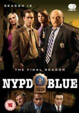 NYPD Blue Season 12 5030697022066 DVD Region 2