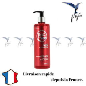 Red One crème cologne après rasage EXTRÊME 400 ml