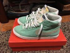 Vintage Nike Blazer High Top Mint Green