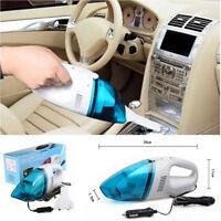 12V 60W Portable Mini Car Vacuum Cleaner Handheld High Powered Dual Use Wet /Dry