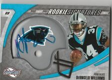 2006 Sweet Spot #204 DeAngelo Williams AU / RC #'d 20 / 299 Panthers Steelers