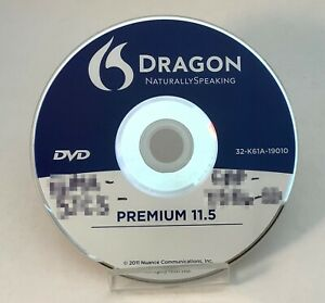 Nuance Dragon Naturally Speaking Premium 11.5