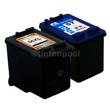 2 Druckerpatronen für HP 1x56 1x57 DeskJet 5550