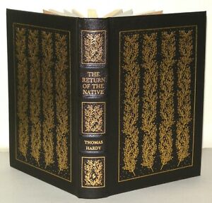 Thomas Hardy -The Return Of The Native 1978  Easton Press Collectors Ed Leather