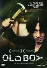 OLD BOY  DVD THRILLER