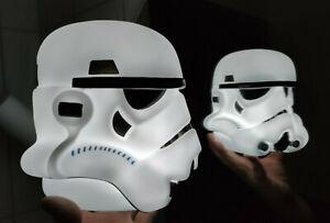 Star Wars Stormtrooper 3D Mood Light Tischlampe Nachtlicht Nachttischlampe Lampe
