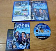Harry Potter & the Prisoner of Azkaban for Sony Playstation 2 PS2 UKPAL Region 2