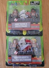 Minimates Ghostbusters Abby Patty Erin Jillian