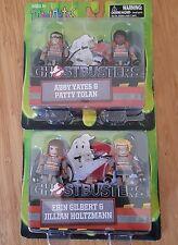 Minimates Ghostbusters Abby Patty Erin Jillian