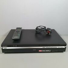 More details for sony rdr-hxd870 dvd recorder 160gb hard drive freeview with remote (working)