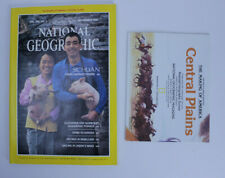 National Geographic September 1985 Central Plains Sichuan China Humboldt Kansas