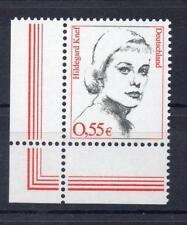 Bund/BRD  2296  Ecke 3  (0,55) -Frauen d.Dt. Geschichte-** Postfrisch 2002