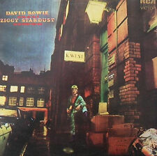 David Bowie Rise and Fall of Ziggy Stardust Remastered 2012 CD 2015