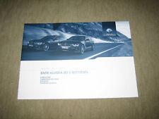 BMW Alpina B3 S Biturbo Limousine & Touring Preisliste price list von 3/2017