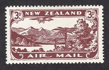 New Zealand 1931 Airs 3d SG548 MINT medium hinge