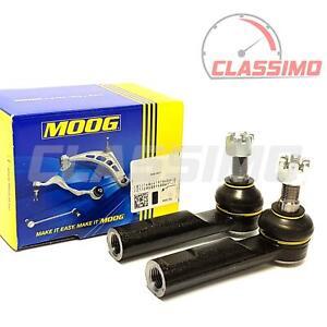 Moog Track Tie Rod End Pair for HONDA CR-V Mk 3 + CR-Z - all models - 2006-2016