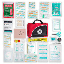 Medical Bag Fully Stocked First Aid Kit for Hunting, Camping, Home, Office, Car