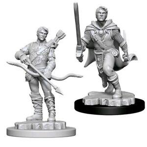 Dungeons & Dragons - Nolzur  s Marvelous Unpainted Minis: Male Human Ranger-W...