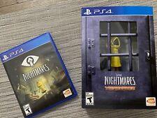 Little pesadillas seis edición coleccionable para PS4