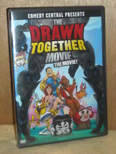 The Drawn Together Movie: The Movie (DVD, 2010) Jess Harnell Seth MacFarlane